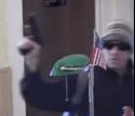 Khaki Bandit at Yosemite Bank in Groveland Dec 5 2017