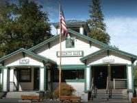 Armed robbery at Yosemite Bank of Groveland