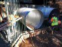 Kewin Mill Road Emergency Storm Damage Repair Project