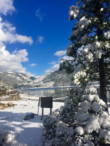 Pinecrest Lake 1-25-18