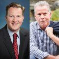 CA State Senate Candidates Andreas Borgeas and Tom Pratt