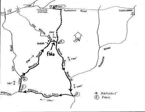 bike race to shutdown sections of sonora roads
