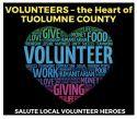 Volunteers Are The Heart Of Tuolumne County