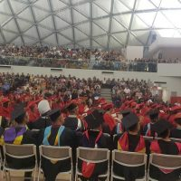 2018 Columbia College Graduation