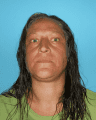Pricilla Wood TCSO Booking Photo