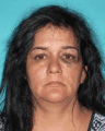 Arlene Peters TCSO Booking Photo