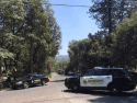 Crystal Falls area house fire road closure Aug 13 2018