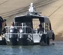 Boat Patrol On New Melones Looking For Drowning Victim