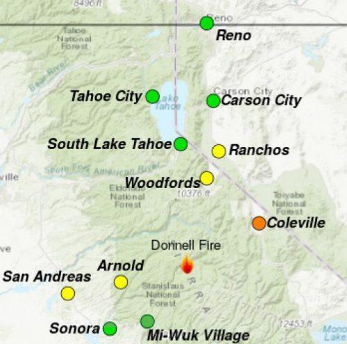 Update: Air Quality Alert Expires