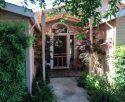 Gorman Garden Entrance