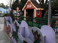 Santa's Workshop at Coffill Park In Sonora