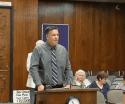 Joshua Pack Speaks To Calaveras Supervisors