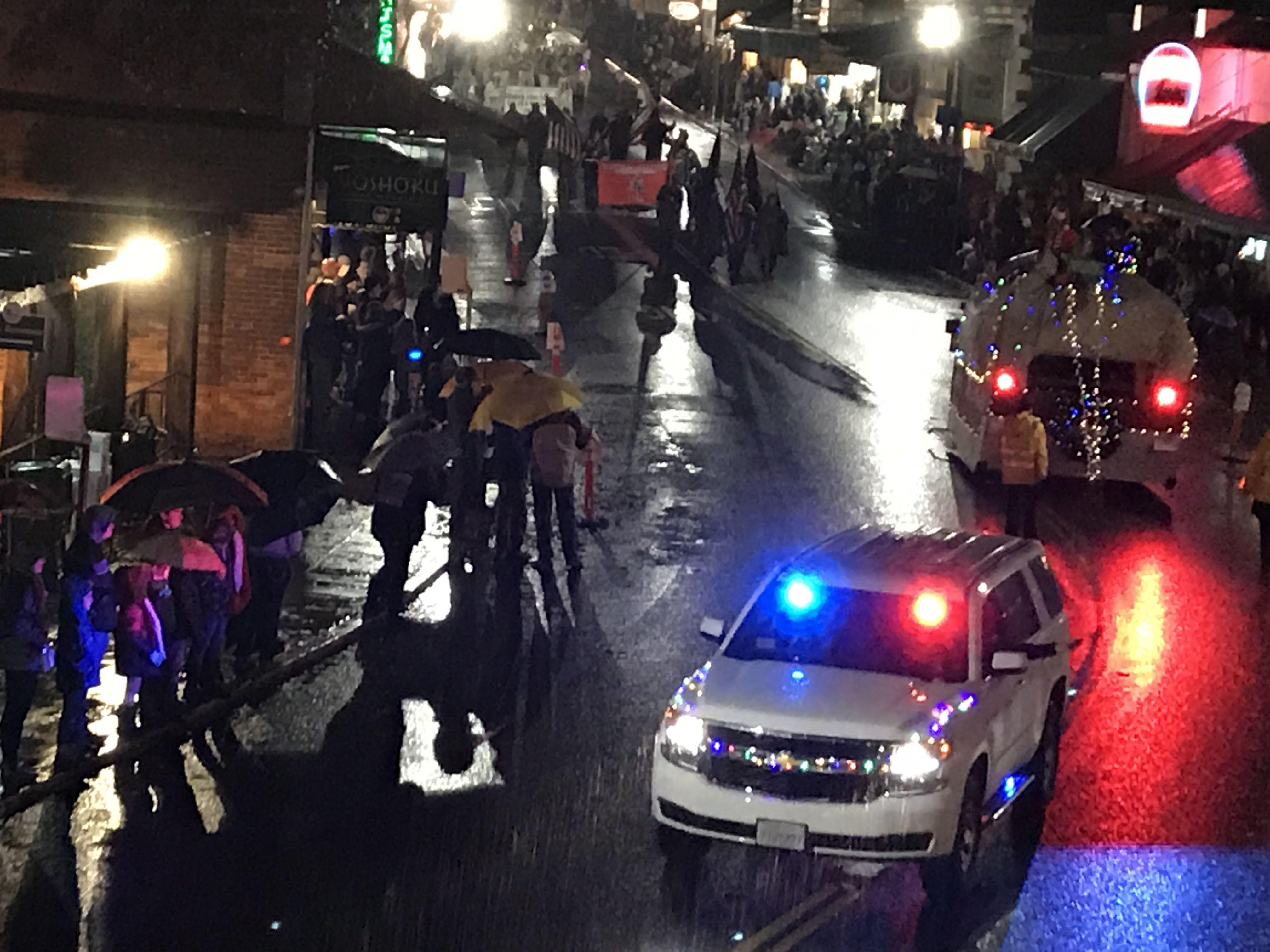 35th Annual Sonora Christmas Parade Kicks Off Season