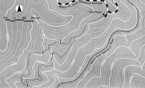 Lava Bluffs Trail