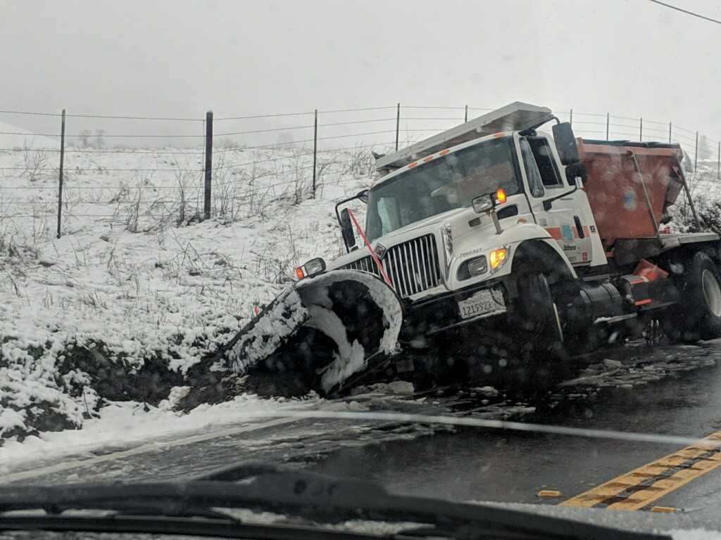 Update: Traffic Hazards All Over Mother Lode | myMotherLode com