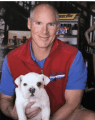 Tim Gallagher and Sonora Health and Fitness Gym Dog Tank