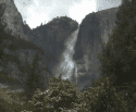 Yosemite Falls Yosemite Conservancy Web Cam screen shot May 24 2019