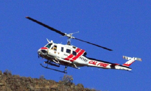 Update: Columbia Air Resources Assist Fire In Mariposa