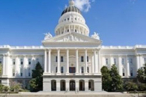 California Capitol Closing Due To COVID-19 Cases