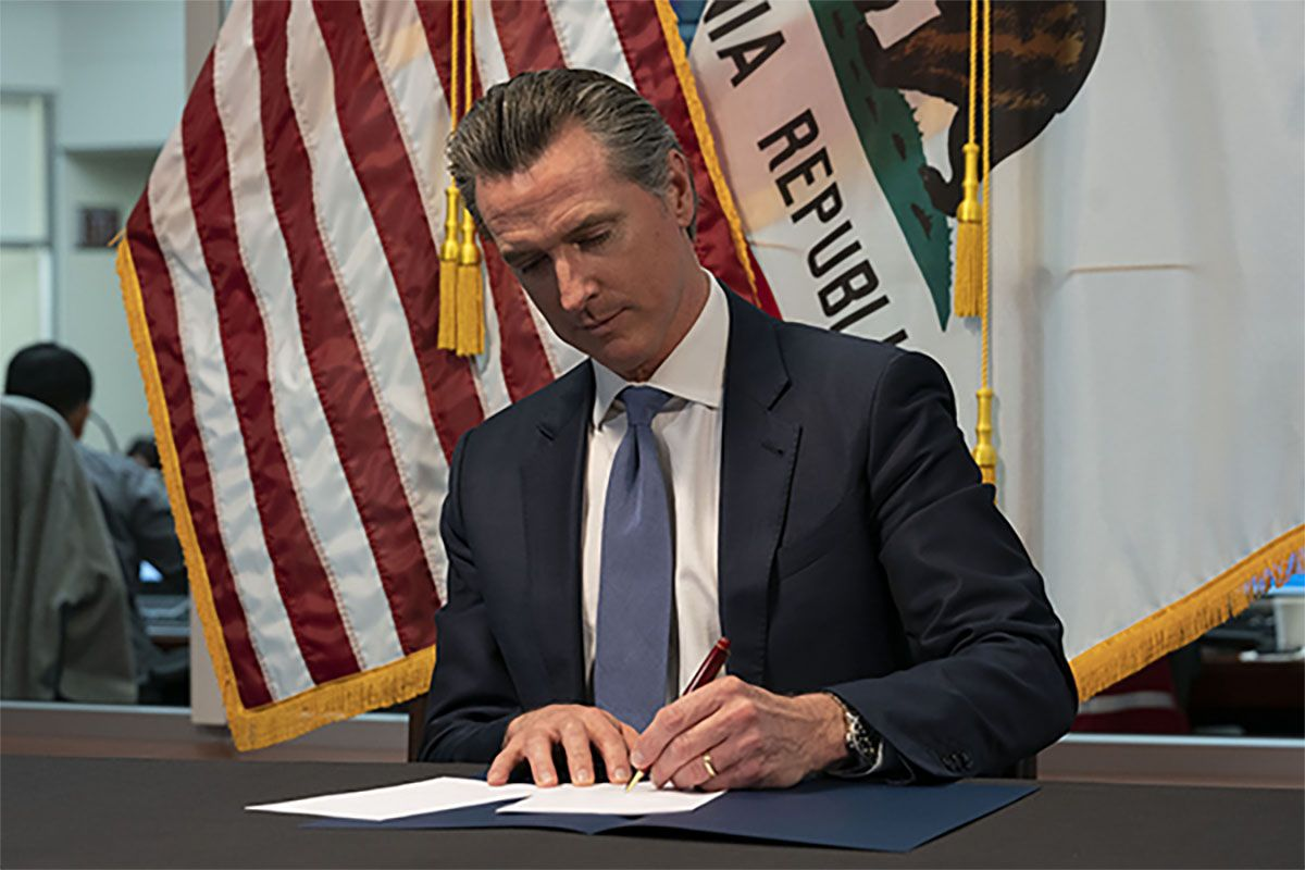 Newsom Axes Watch List For New 4-tier Reopening Plan