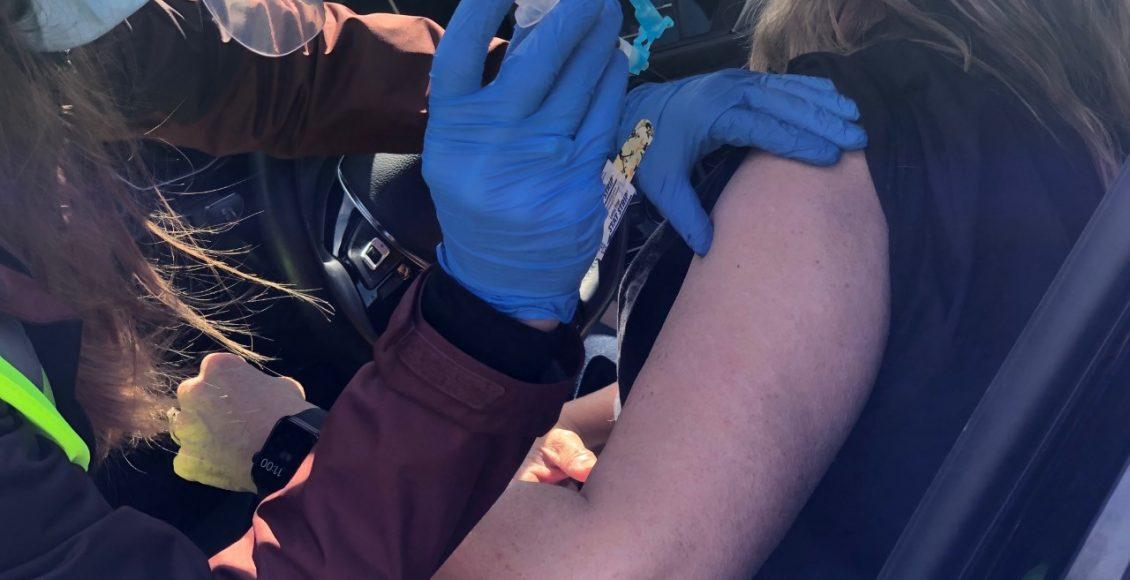 Tuolumne County COVID-19 vaccine clinic