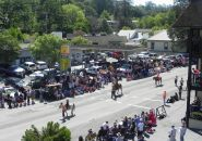 2015 Mother Lode Roundup Parade