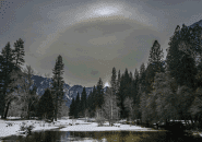 Winter Weather In Yosemite